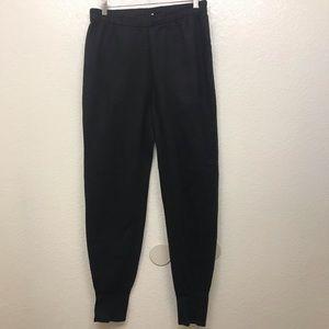 VTG Columbia Sportswear Medium Black Fleece Sweats